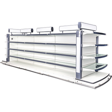 25 PITCH COSMETIC SHELF SYSTEM